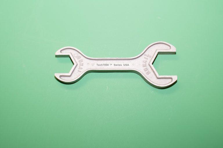 "25HA1 X 1 12 "" Aluminum Hex Wrench"