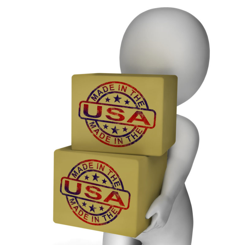 Made In USA - Buy American Products